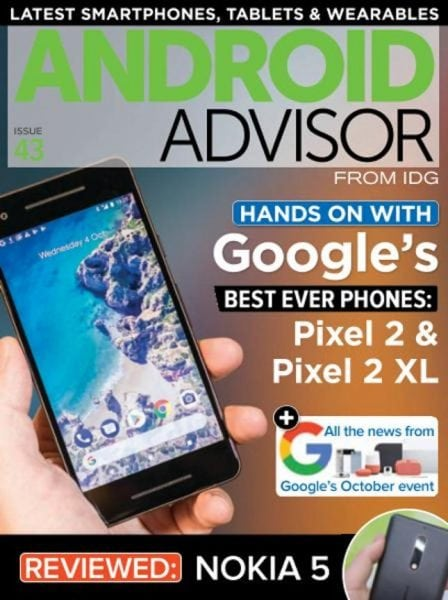 Download Android Advisor — November 2017