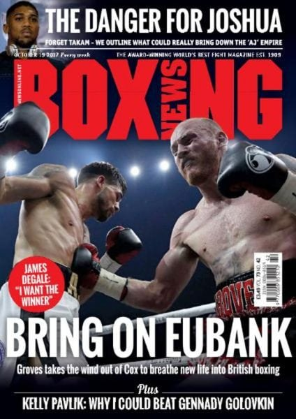 Download Boxing News — October 19, 2017
