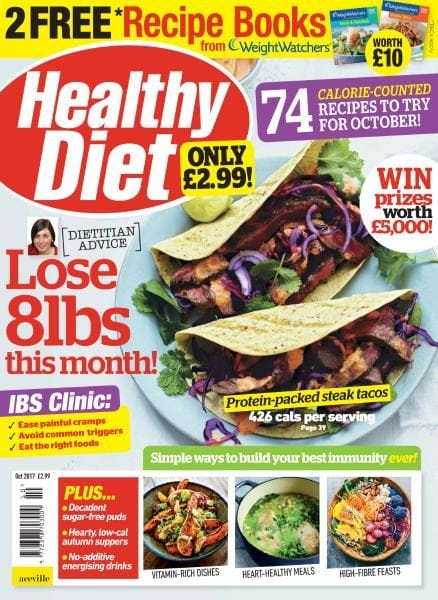 Download Healthy Diet — October 2017