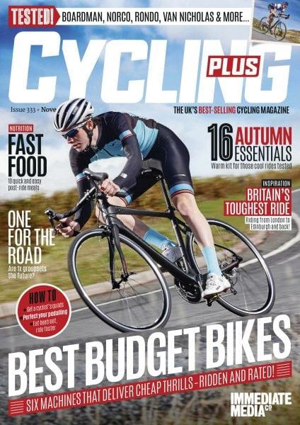 Download Cycling Plus UK — November 2017