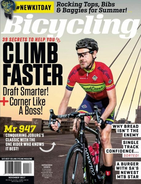 Download Bicycling South Africa — November 2017