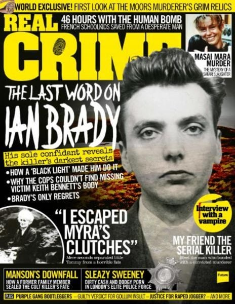 Download Real Crime — Issue 30 2017