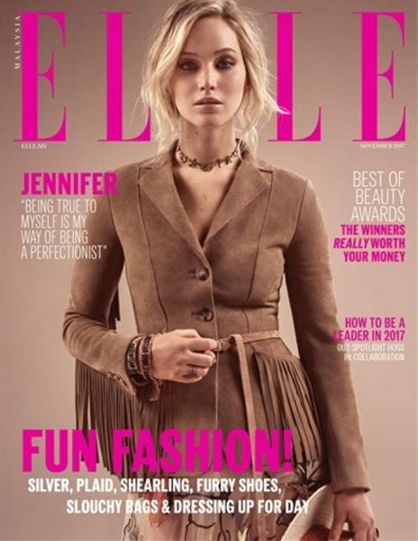 Elle Malaysia November 2017 Pdf Download Free
