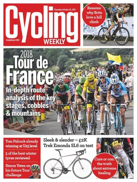 Download Cycling Weekly — October 26, 2017