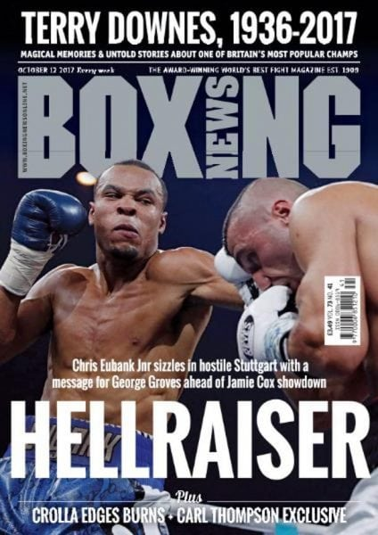 Download Boxing News — October 12, 2017