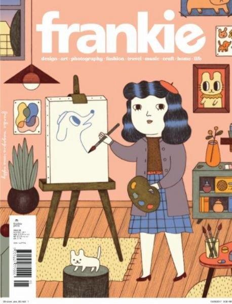 Download frankie Magazine — November-December 2017