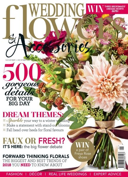 Download Wedding Flowers — NovemberDecember 2017