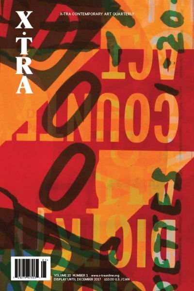 X-TRA Contemporary Art Quarterly — Fall 2017 PDF download free
