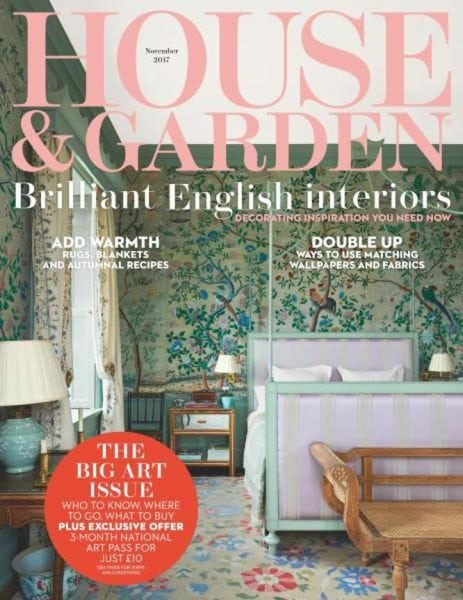 Download House & Garden UK — November 2017