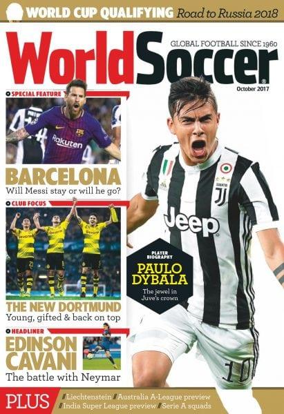 Download World Soccer — October 2017