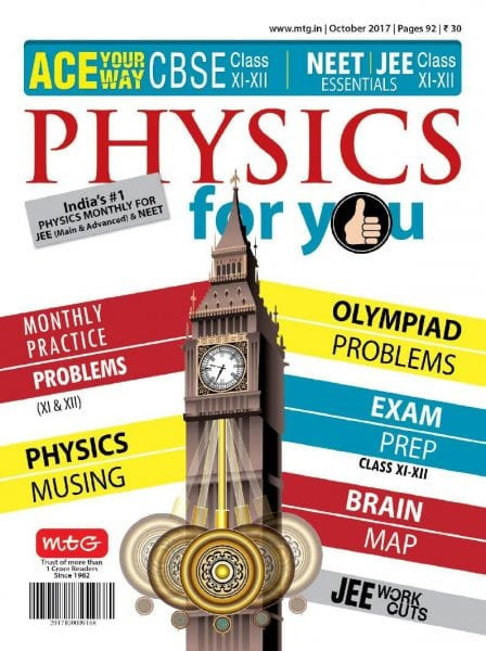Download Physics For You — October 2017