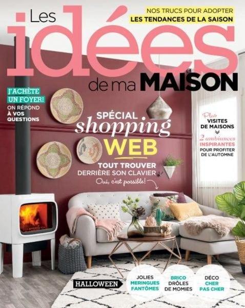 Les idees de ma maison novembre 2017 pdf download free for Idees de ma maison magazine