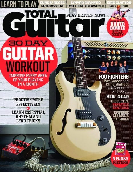 Download Total Guitar — October 01, 2017