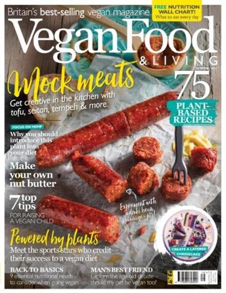 Download Vegan Food & Living — November 2017