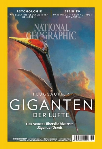 Download National Geographic Deutschland — November 01, 2017