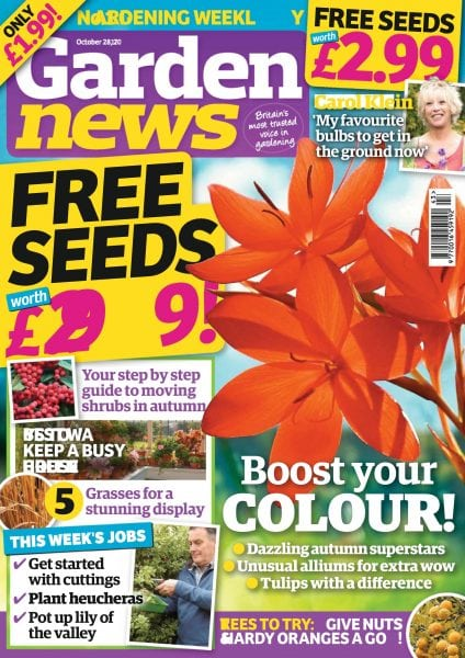 Download Garden News — October 28, 2017