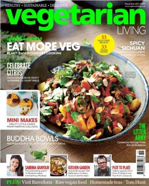 Download Vegetarian Living — November 2017