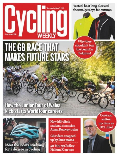 Download Cycling Weekly — October 05, 2017