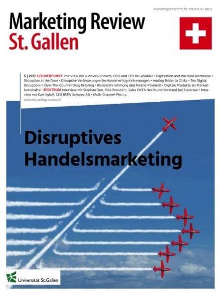 Download Marketing Review St.Gallen — Nr.5 2017