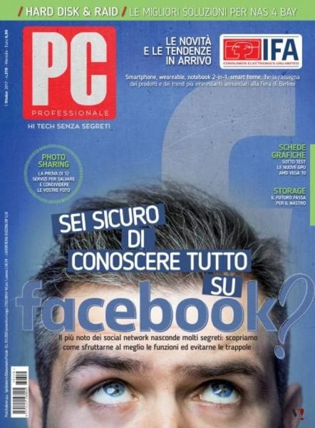 Download PC Professionale N.319 — Ottobre 2017