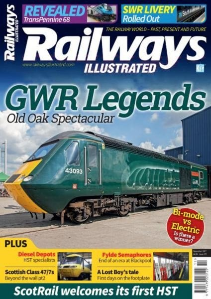 Download Railways Illustrated — November 2017