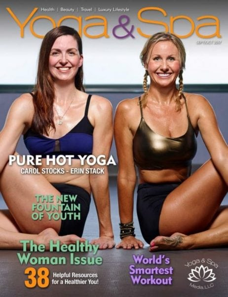 Download Yoga & Spa Magazine — September-October 2017