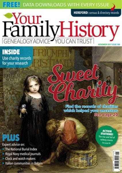 Download Your Family History — November 2017