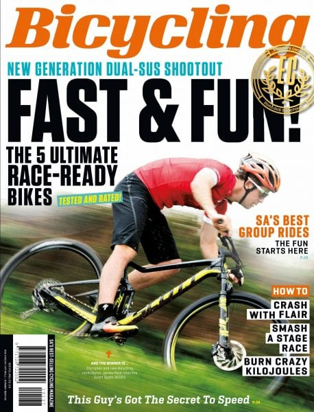 Download Bicycling South Africa — October 2017