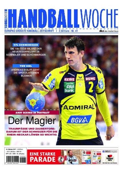 Download Handballwoche — 10. Oktober 2017