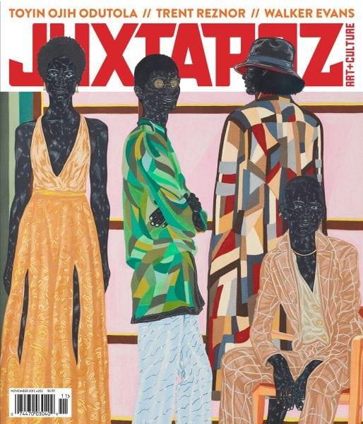 Download Juxtapoz Art & Culture — November 2017