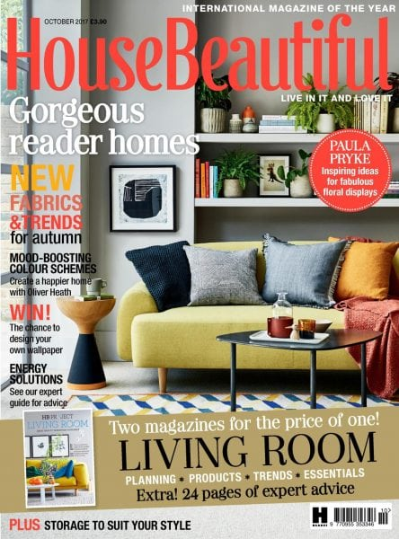 Download House Beautiful UK — October 01, 2017