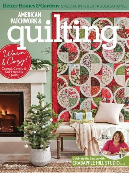 Download American Patchwork & Quilting — December 2017