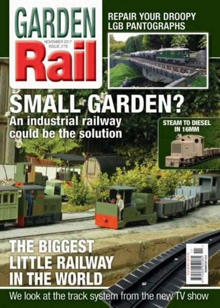 Download Garden Rail — November 2017