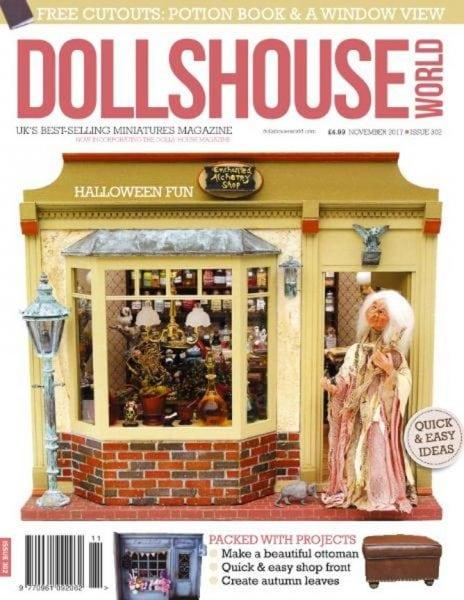 Download Dolls House World — November 2017