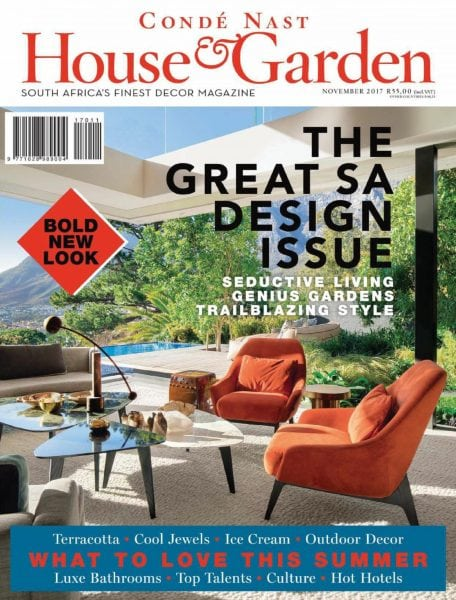 Download Condé Nast House & Garden — November 2017