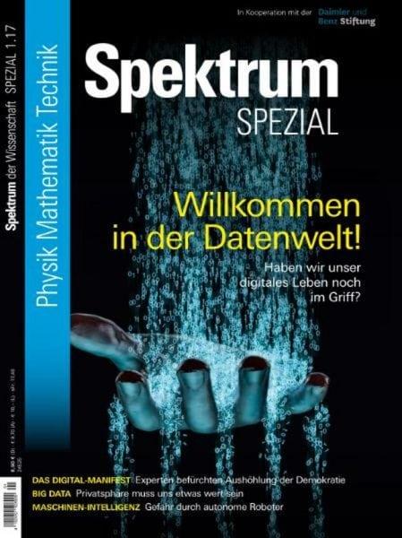 Download Spektrum der Wissenschaft Spezial Physik Mathematik Technik — Nr.1 2017