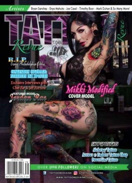 Tattoo Revue — Issue 179 2017 PDF download free
