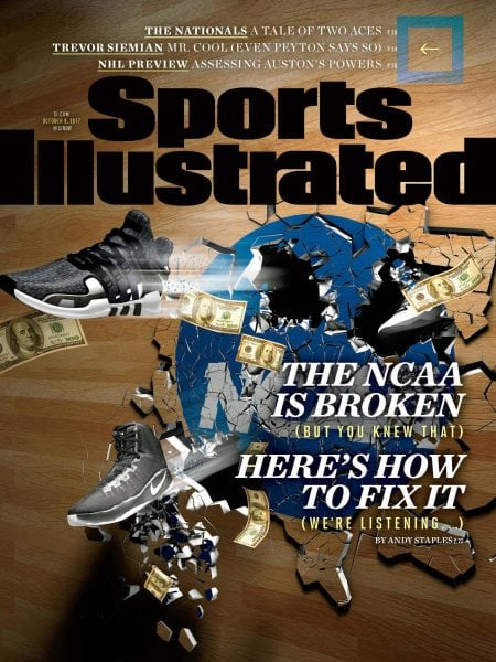 Download Sports Illustrated USA — October 09, 2017