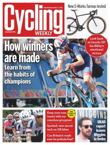 Download Cycling Weekly — November 23, 2017