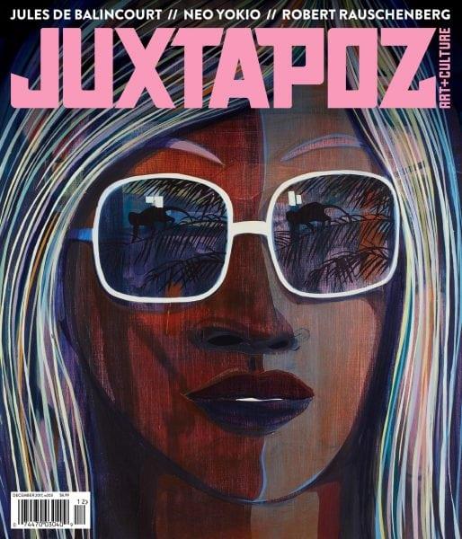 Download Juxtapoz Art & Culture — December 2017