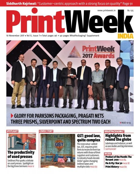 Download PrintWeek India — November 2017
