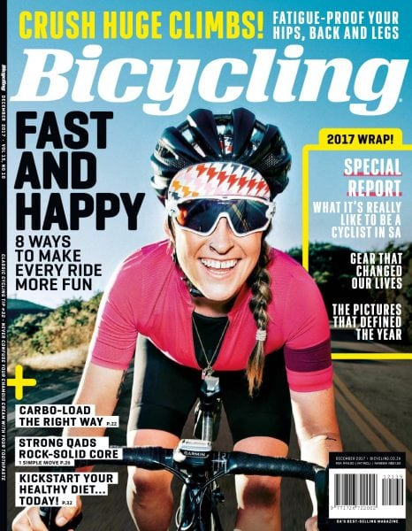 Download Bicycling South Africa — December 2017