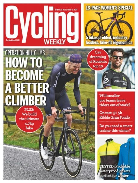 Download Cycling Weekly — November 09, 2017