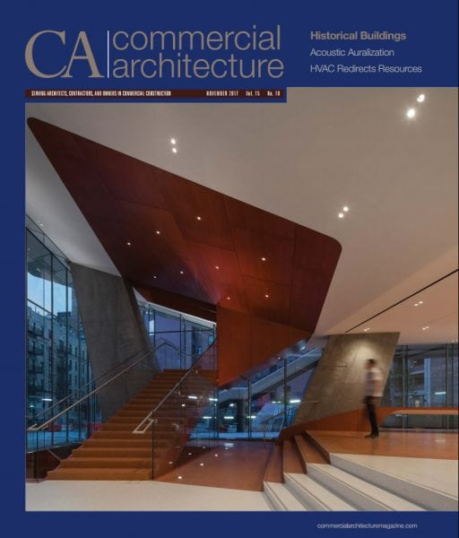 Download Commercial Architecture — November 2017