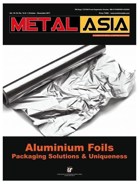 Download Metal Asia — November 2017