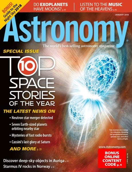 Download Astronomy — January 2018