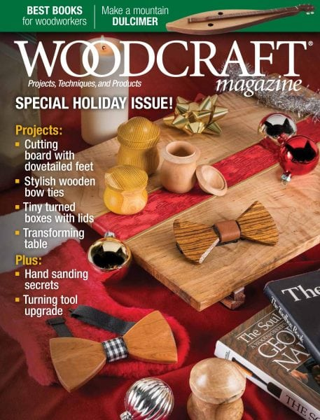 Download Woodcraft Magazine — December 01, 2017