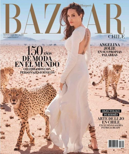 Download Harper's Bazaar Chile — noviembre 2017