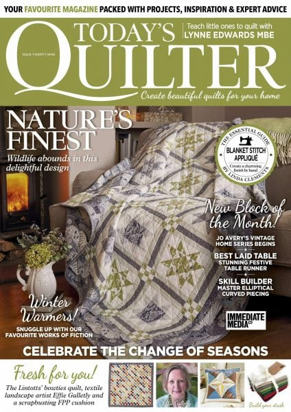 Download Today's Quilter — December 2017