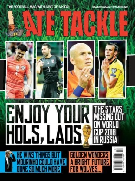 Download Late Tackle Football — December 2017 — January 2018